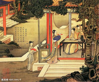 Leyenda china del te